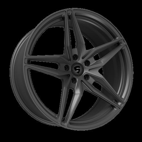 Stark Forged Cyspokes_Wheels Concept_Base Grey